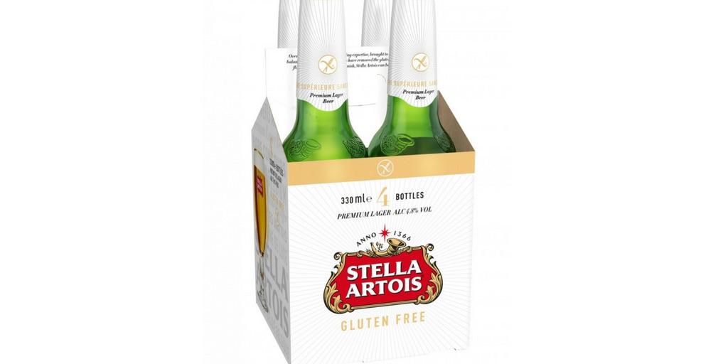 Stella Artois-Gluten Free-The Drum