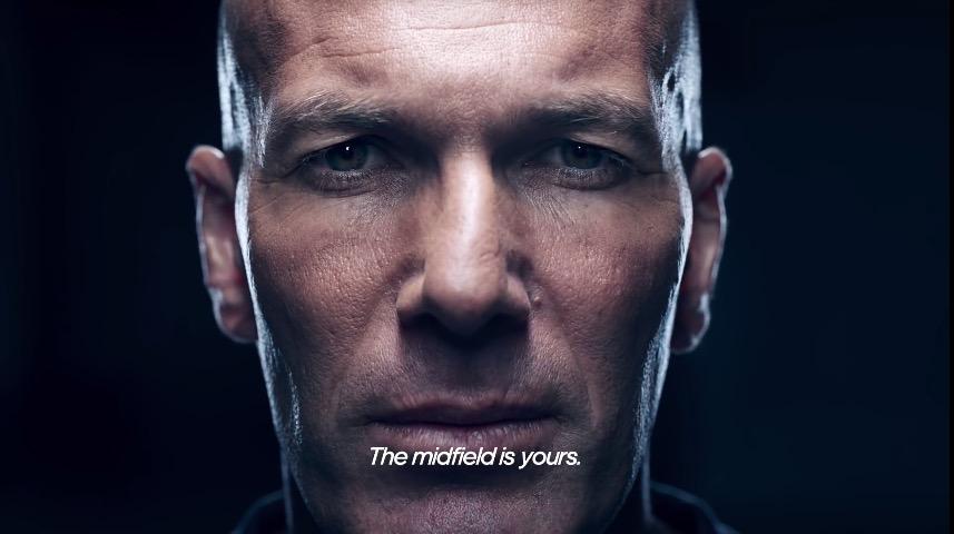 Zinedine Zidane-The Midfield-Adidas