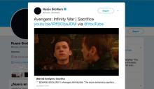 Avengers-Sacrifice-Infinity War-Russo Brothers