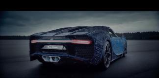 Bugatti Chiron-Lego