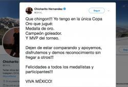 Javier Hernandez-Chicharito-Centroamericanos