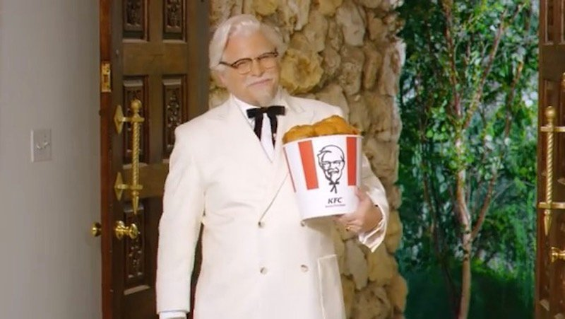 KFC-Applause-Jason Alexander-Seinfeld