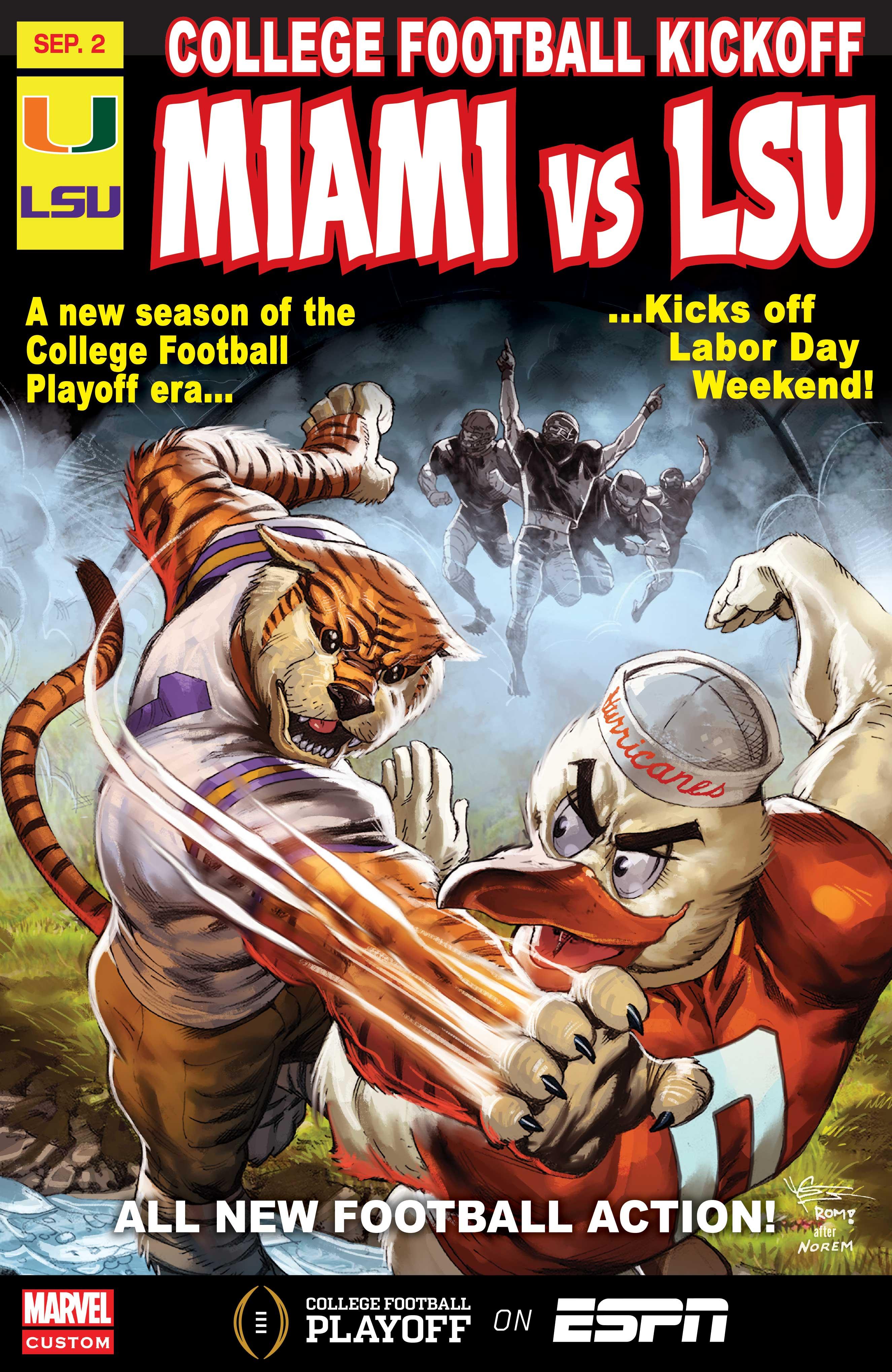 Marvel-ESPN-College Football-NCAA-futbol colegial-04