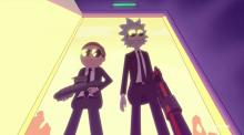 Rick and Morty-Run The Jewels-Adult Swim