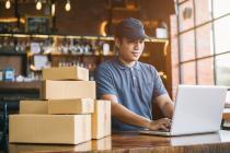 doordash - pequeños negocios - Ventas Online