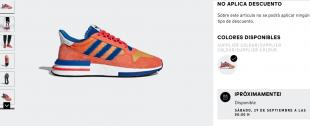 Adidas-Dragon Ball-Gokur-ZX 500-MX