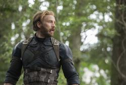 Captain America-Chris Evans-Avengers-Infinity War-Marvel
