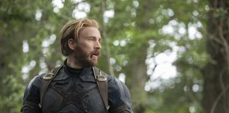 Captain America-Chris Evans-Avengers-Infinity War-Marvel