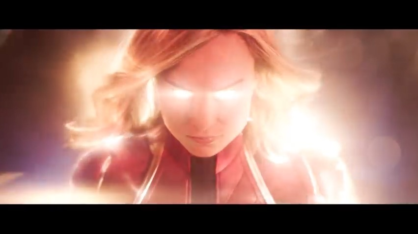 Captain Marvel-Trailer-Marvek Studios