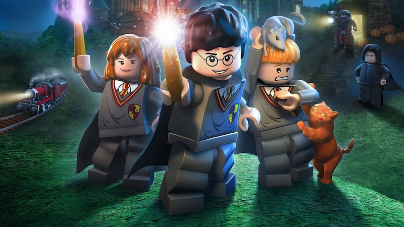 Anunciado LEGO Harry Potter Collection para Nintendo Switch