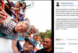 Maradona-Dorados-Mexico