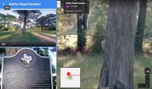 Niña fantasma-Texas-Googla Maps
