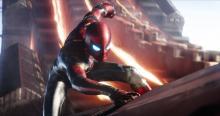 Spider-Man-Avengers_Infinity War-Marvel