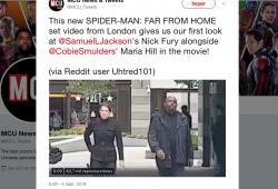 Spider-Man_Nick Fury_Maria Hill