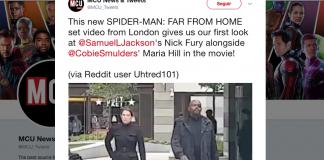 Spider-Man_Nick Fury_Maria Hill
