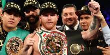 En las últimas horas Canelo Álvarez anunció, junto DAZN y Matchroom Boxing, una alianza comercial para llevar adelante carteleras en México.