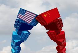 China y Estados Unidos han entrado en un conflicto que orilla a China a crear esta bolsa