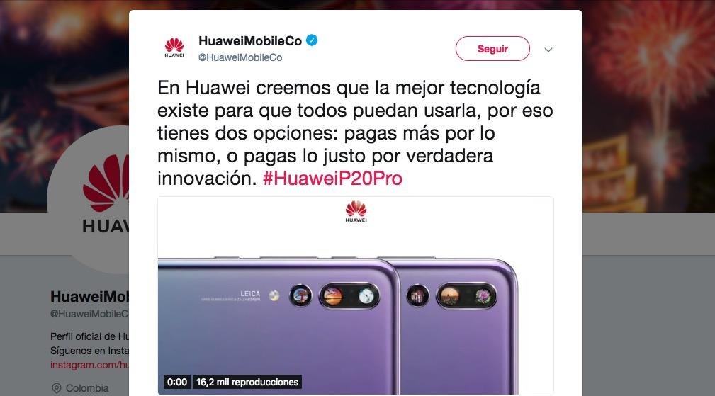 iPhone Xs-Huawei-P20 Pro