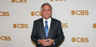 Les Moonves CEO CBS