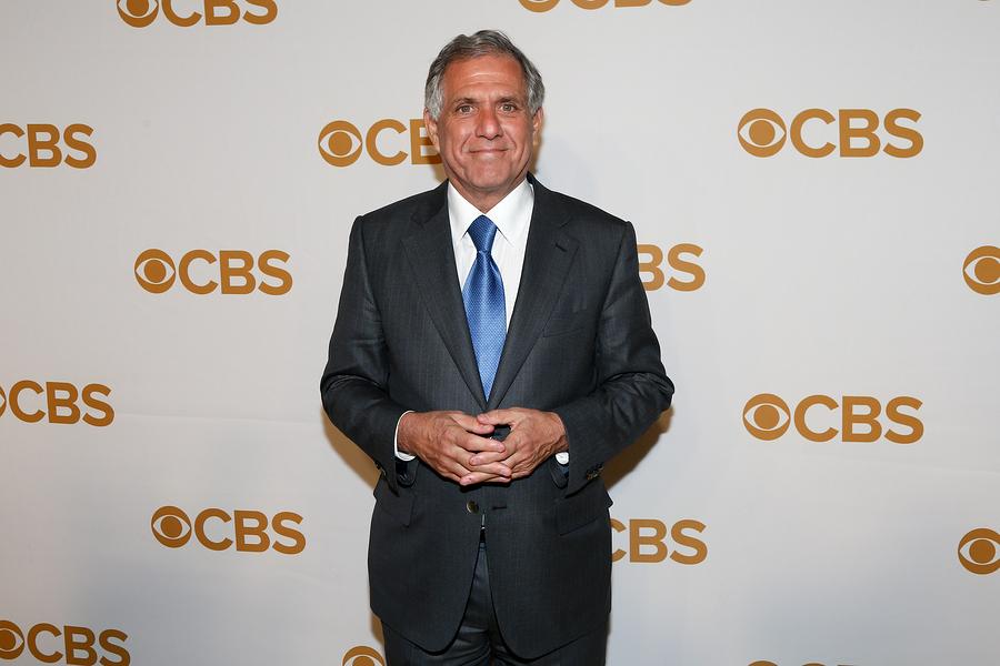 Les Moonves CEO CBS