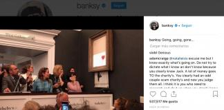 Banksy-Girl With Balloon-Instagram