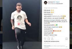 Cirque du Soleil-Lio Messi