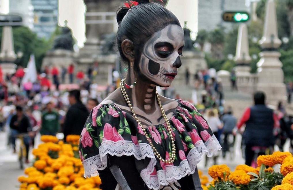 Desfile Dia de Muertos-Ciudad de Mexico-2018