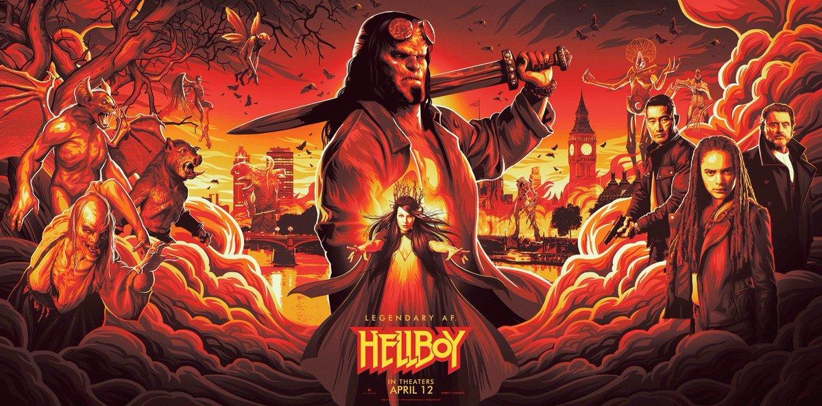 Hellboy-Dark Horse Comics-New York Comic Con
