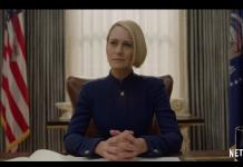 House of Cards-Claire Underwood-Netflix-Trailer sexta temporada