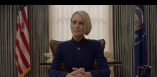 House of Cards-Claire Underwood-Netflix-Trailer sexta temporada