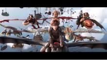 How to Train Your Dragon 3-Dreamworks
