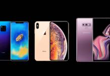 Infografia-Smartphone-Mate20-iPhone Xs Max-Galaxy Note 9-short