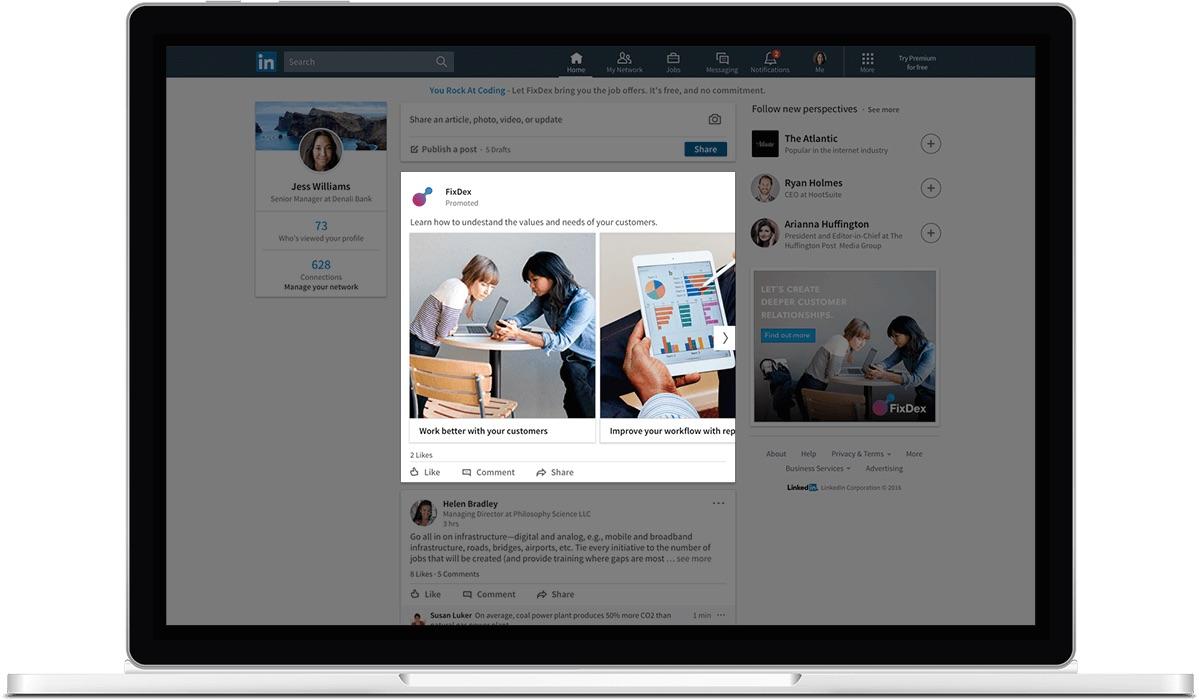 6 tipos de publicaciones en LinkedIn que toda empresa debe compartir