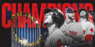 Red Sox-Boston-MLB-Serie Mundial