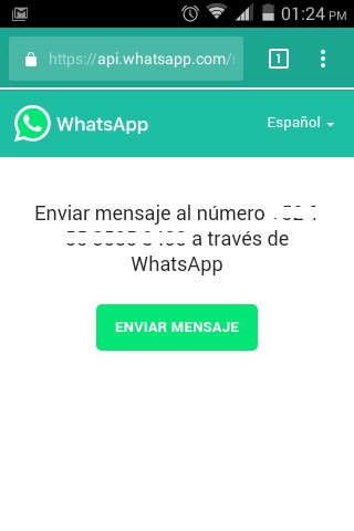 WhatsApp-mensaje-no contacto