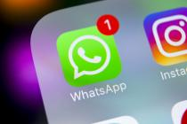 WhatsApp en smartphone
