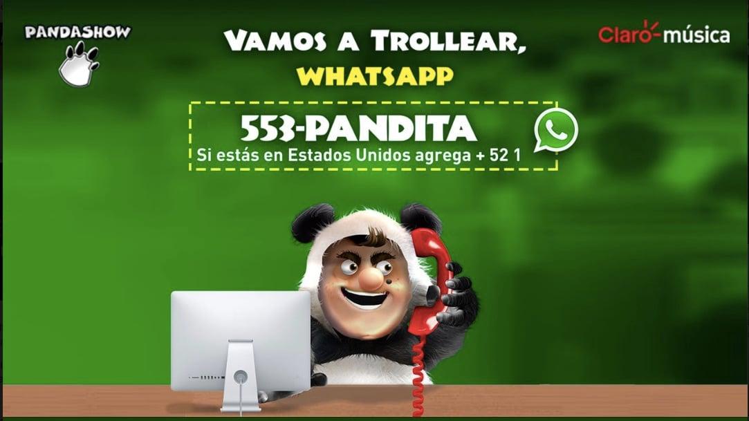 El Panda show. K likes. El Panda Zambrano presenta: