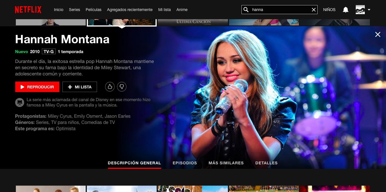 Hanna Netflix