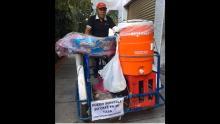 vendedor-cafe-triciclo-carrito-eco-friendly