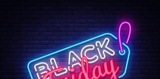 black friday cartel neon