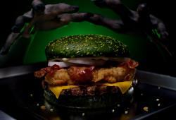 Burger King-Nightmare King-Halloween