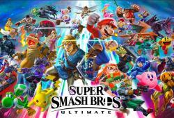 Nintendo Direct Smash Bros Ultimate