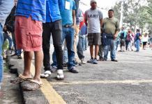 Caravana Migrante-CDMX