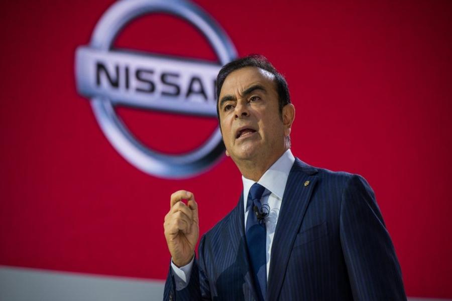 Carlos Ghosn expresidente de Nissan
