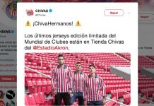 Club Guadalajara-Chivas-Mundial de Clubes-Puma