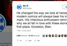DC Comics-Stan Lee-Dead