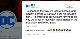 DC Comics-Stan Lee-Dead