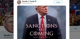 Donald Trump-Game of Trhones