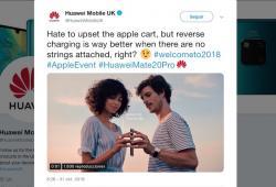 Huawei-Mate 20 Pro-Apple-iPad-iPhone