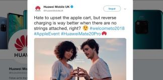 Huawei-Mate 20 Pro-Apple-iPad-iPhone